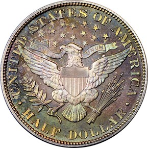 1903 50C PF reverse