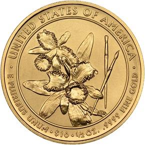 2012 W CAROLINE HARRISON G$10 MS reverse