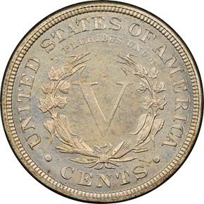 1884 5C PF reverse