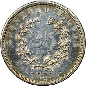 1869 J-722 25C PF reverse