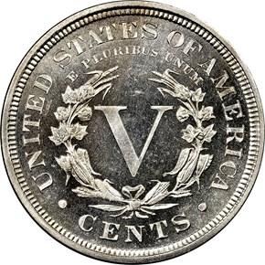 1909 5C PF reverse