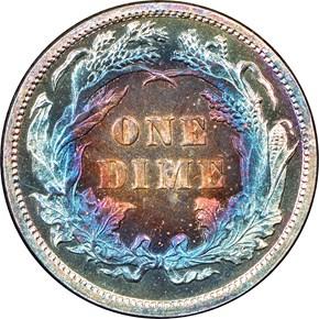1883 10C PF reverse