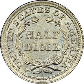 1854 ARROWS H10C MS reverse