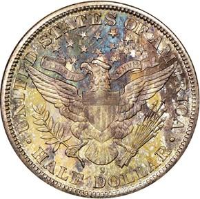 1897 S 50C MS reverse
