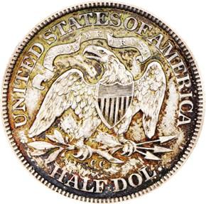 1870 CC 50C MS reverse