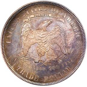 1875 T$1 PF reverse