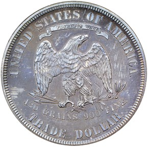 1882 T$1 PF reverse