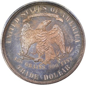 1877 T$1 PF reverse
