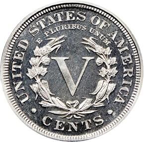 1907 5C PF reverse