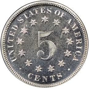 1870 5C PF reverse