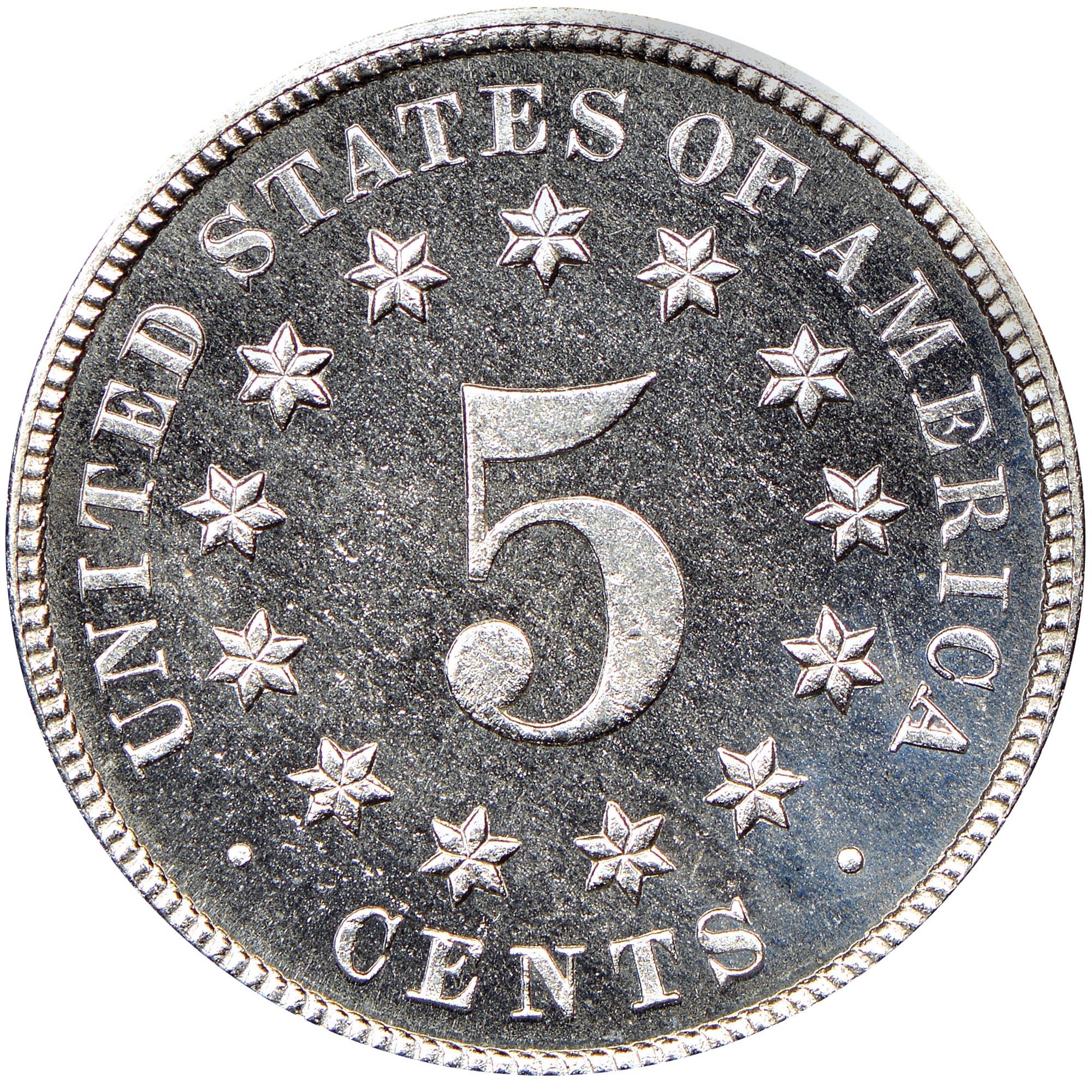1881 5c pf shield five cents ngc buycottarizona Gallery