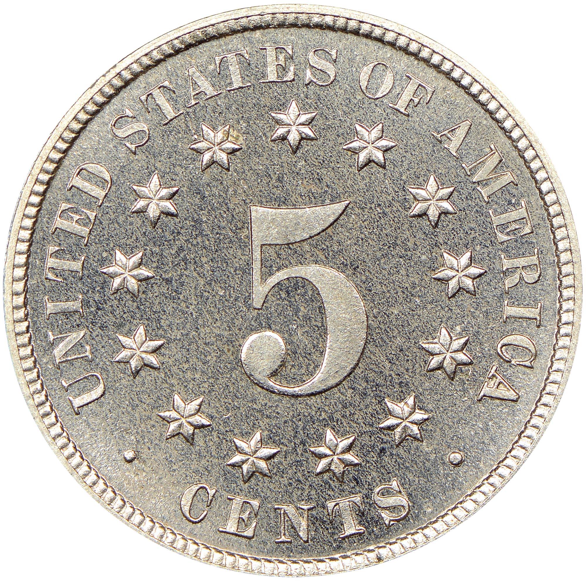 1882 5c pf shield five cents ngc buycottarizona Gallery