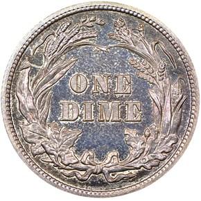 1903 10C PF reverse