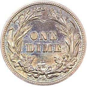 1906 10C PF reverse