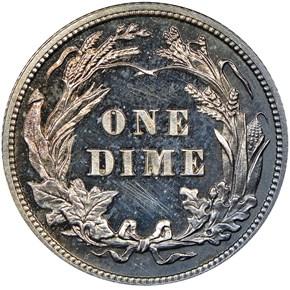 1912 10C PF reverse
