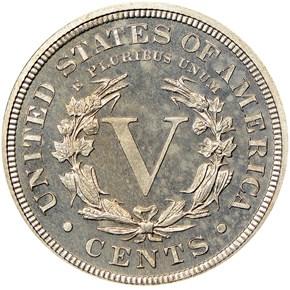 1912 5C PF reverse