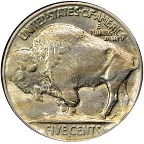 1921 S 5C MS reverse