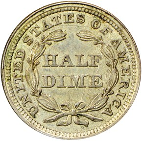 1855 ARROWS H10C MS reverse