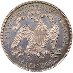 1886 50C PF reverse