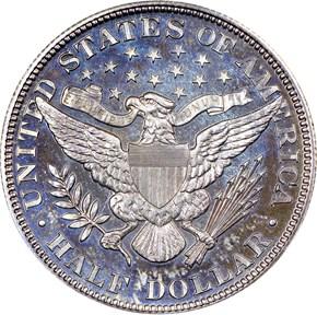 1902 50C PF reverse