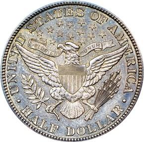 1913 50C PF reverse