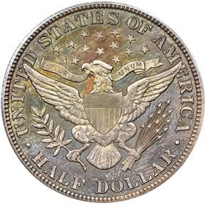 1912 50C PF reverse