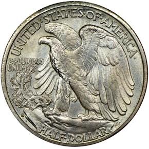1929 S 50C MS reverse