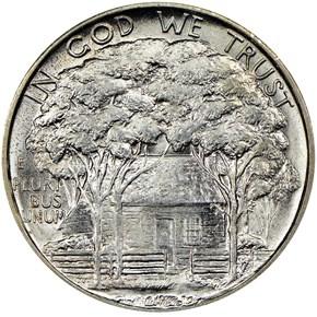 1922 GRANT 50C MS reverse