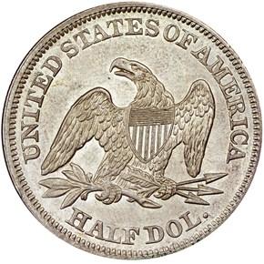 1860 50C MS reverse