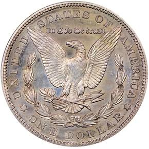 1903 S$1 PF reverse