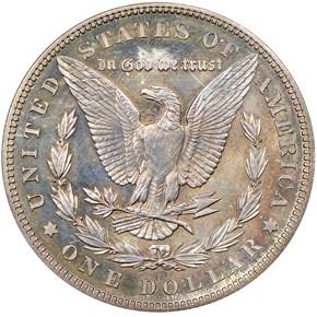 1904 $1 PF reverse