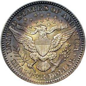 1912 25C MS reverse