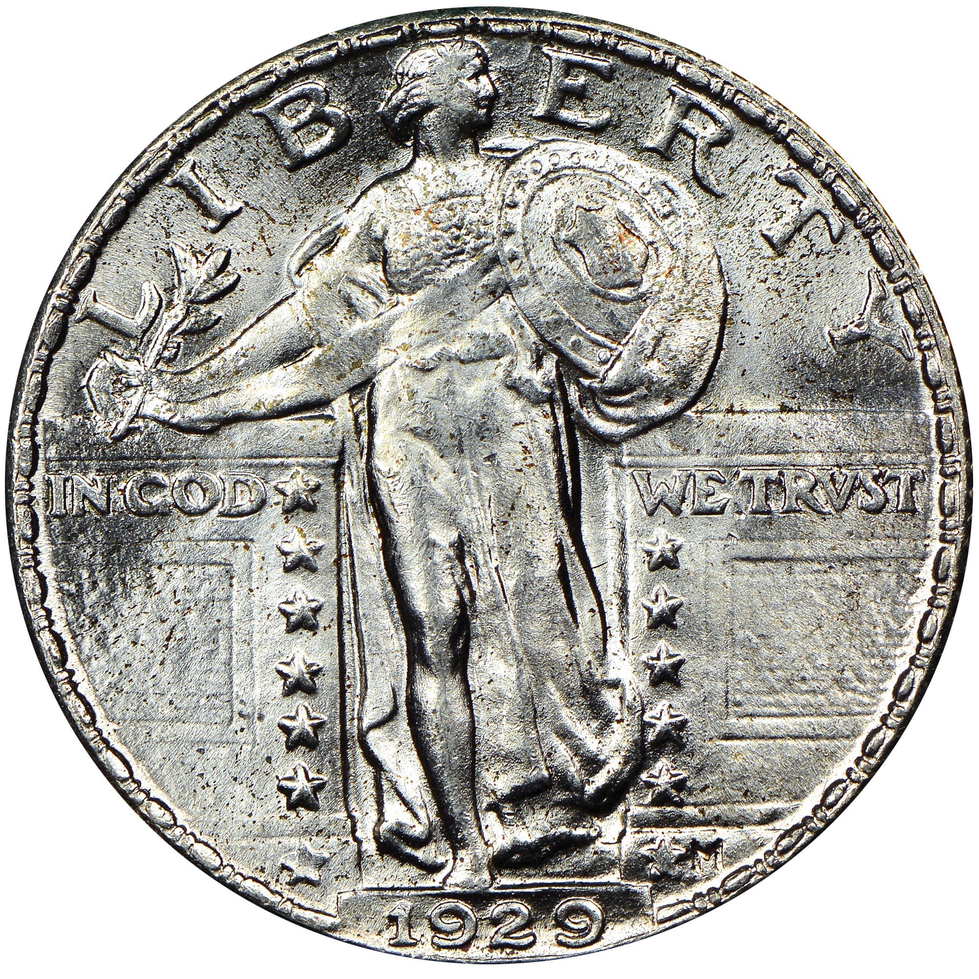 1929 quarter coin value