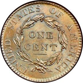 1820 1C MS reverse