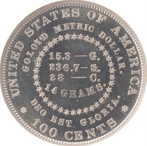 1879 J-1633 S$1 PF reverse