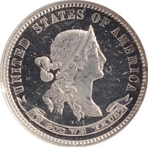 1870 J-866 10C PF obverse