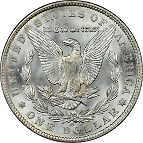 1903 O $1 MS reverse