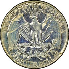1937 25C PF reverse