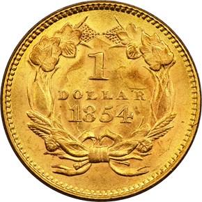 1854 TYPE 2 G$1 MS reverse