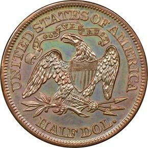 1870 J-936 50C PF reverse