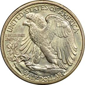 1918 S 50C MS reverse