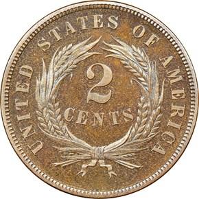 1867 2C PF reverse