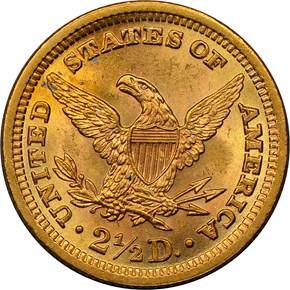 1893 $2.5 MS reverse