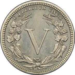 1882 J-1683 5C PF reverse