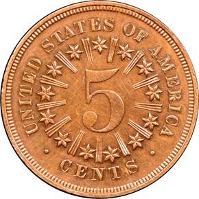 1867 J-572 5C PF reverse