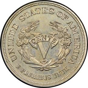 1883 J-1717 5C PF reverse