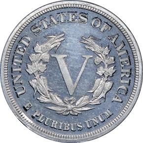 1882 J-1689 5C PF reverse