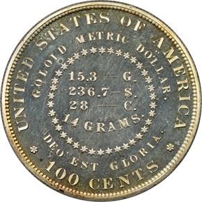 1879 J-1626 S$1 PF reverse