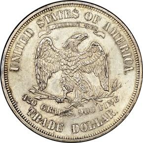 1874 T$1 MS reverse