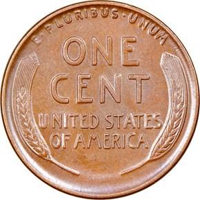 1911 D 1C MS reverse